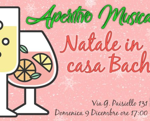 Natale in casa Bach